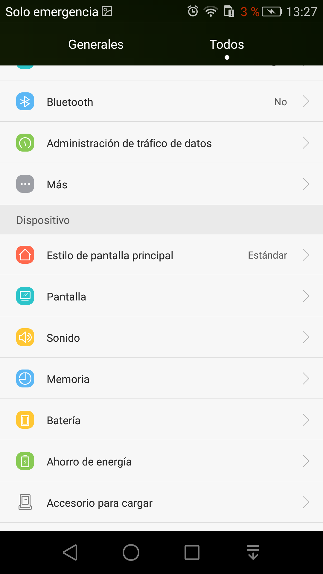 Foto de Android 5.1 para Huawei Ascend Mate 7 (8/14)