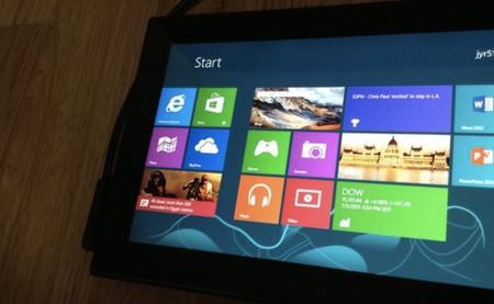 Prototipo de tablet Nokia