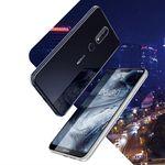 Nokia X6: el primer móvil de Nokia con 'notch' es un gama media con cuerpo de cristal y cámara doble