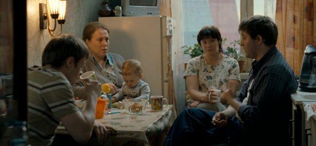Elena y la familia de su hijo