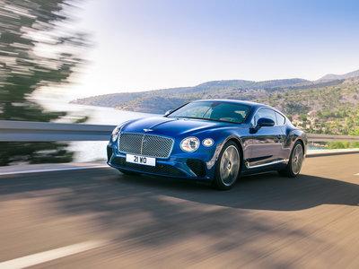 Así es el nuevo Bentley Continental GT: diseño, lujo, comodidad... ¡y fuerza bruta!