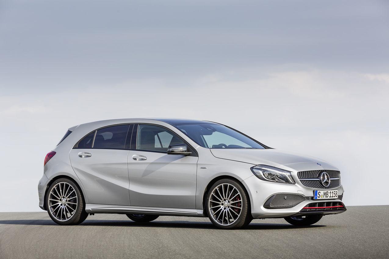 Foto de Mercedes-Benz Clase A 2015 (24/43)
