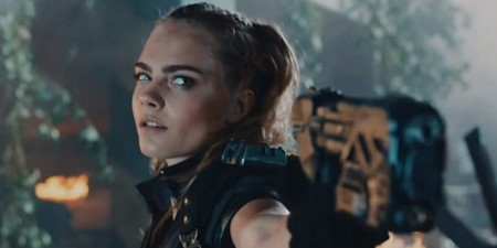 Cara Delevingne Call Of Duty Black Ops 3 Trailer