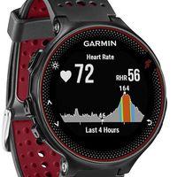 Reloj deportivo Garmin Forerunner 235, con pulsómetro, por 207 euros y envío gratis