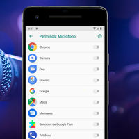 Cómo desactivar el micrófono en Android
