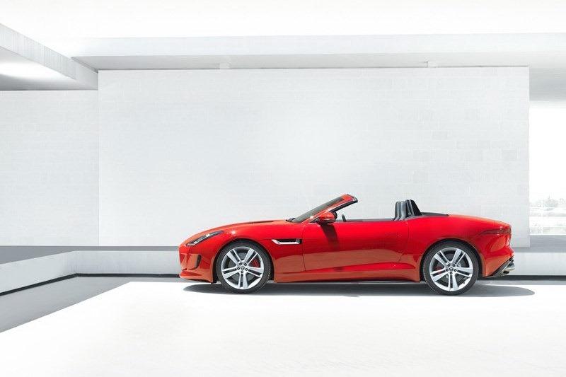 Foto de Jaguar F-Type (7/19)