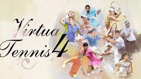 'Virtua Tennis 4' también llegará a Wii y Xbox 360