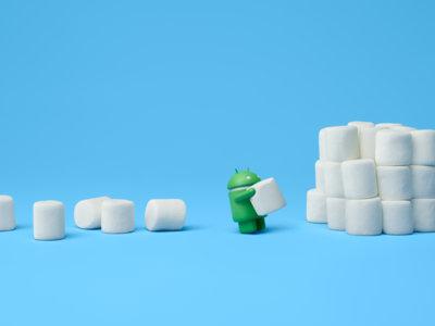 El 7,5% de los dispositivos Android ya están actualizados a Marshmallow