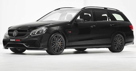 Mercedes-Benz E63 AMG S Estate Brabus 850 6.0 Biturbo