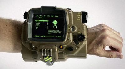 Si juegas a Fallout 4 querrás tener su nuevo accesorio para smartphones: un Pip-boy real