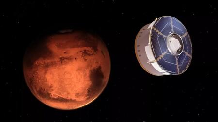 Marte Perseverance Mars Nasa