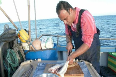 """""""El chef del mar"""". Ángel León nos descubre su cocina marina en un nuevo programa de televisión"""