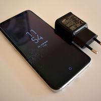 La carga rápida del Galaxy S8 sólo funciona si la pantalla está apagada