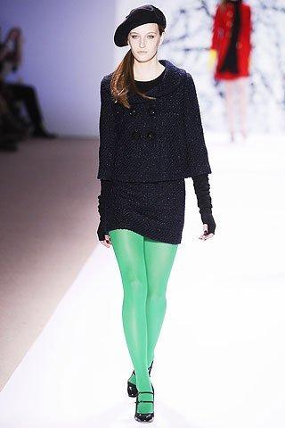 medias verdes