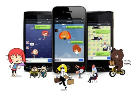 LINE, el Whatsapp japonés que podría pisar fuerte también en Occidente