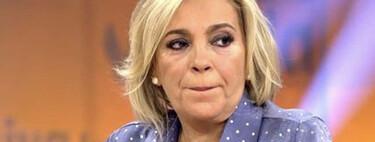 Carmen Borrego se derrumba en 'Viva la Vida' y confiesa haber tocado fondo