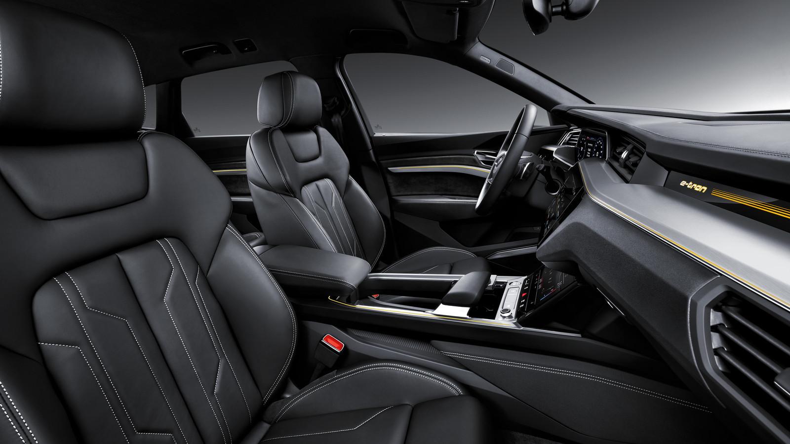 Foto de Audi e-tron (21/37)