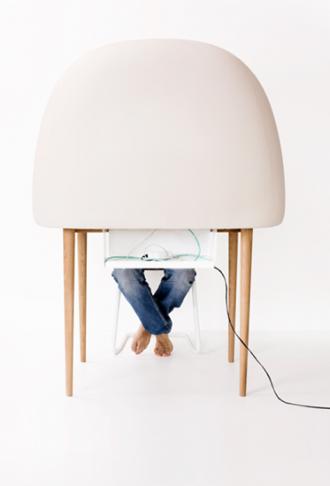 Rewrite, un escritorio que te aisla del entorno