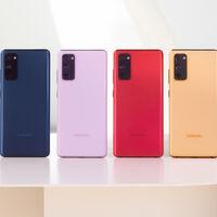 Samsung Galaxy S20 FE: nuevo modelo Fan Edition con pantalla de 120 Hz, variantes 4G/5G y un precio más reducido