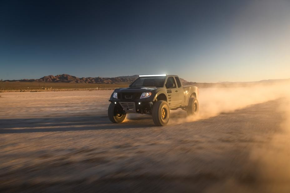Foto de Nissan Frontier Desert Runner (15/22)