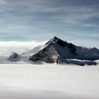 Reino Unido acaba de descubrir su nueva montaña más alta. Y está en la Antártida