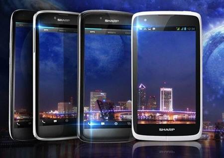 Sharp también se atreve con las pantallas Full HD con el Aquos SH930W