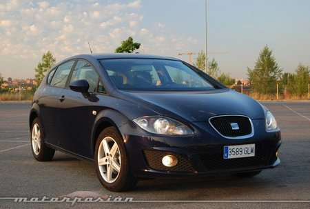 SEAT León, prueba (conducción y dinámica)