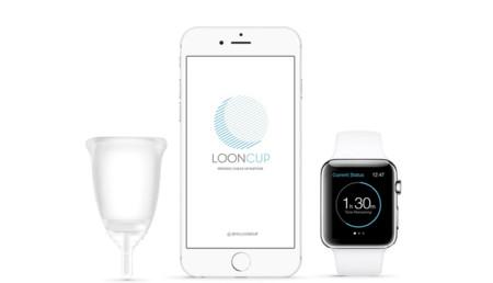 LoonCup quiere traer la cuantificación a la menstruación con una copa conectada al móvil