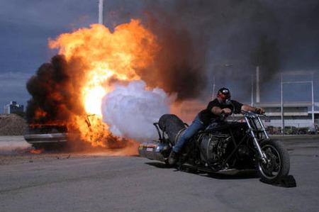 Moto infernal