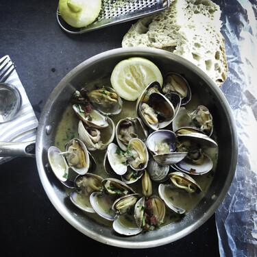 Seis recetas a base de conchas para un picoteo del finde marinero
