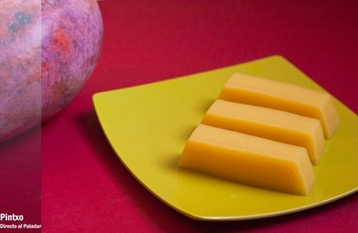 Receta de dulce de mango