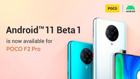 Poco F2 Pro Android 11