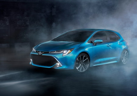 El Toyota Corolla 2019 estrena generación, por ahora, en forma de hatchback