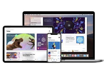 App Store revisión iOS
