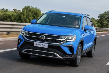 Volkswagen Taos Opiniones Lanzamiento Mexico 16