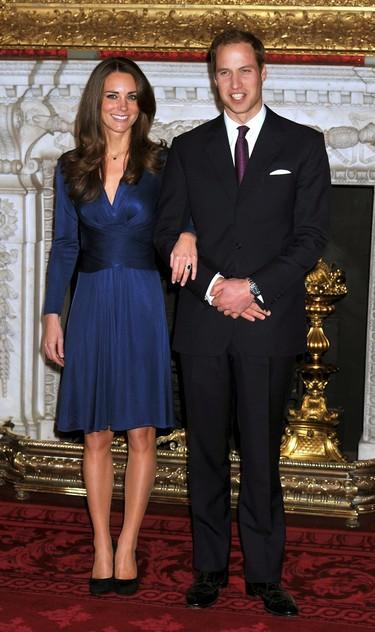 El icónico vestido de compromiso de Kate Middleton tiene otra dueña: Caitlyn Jenner