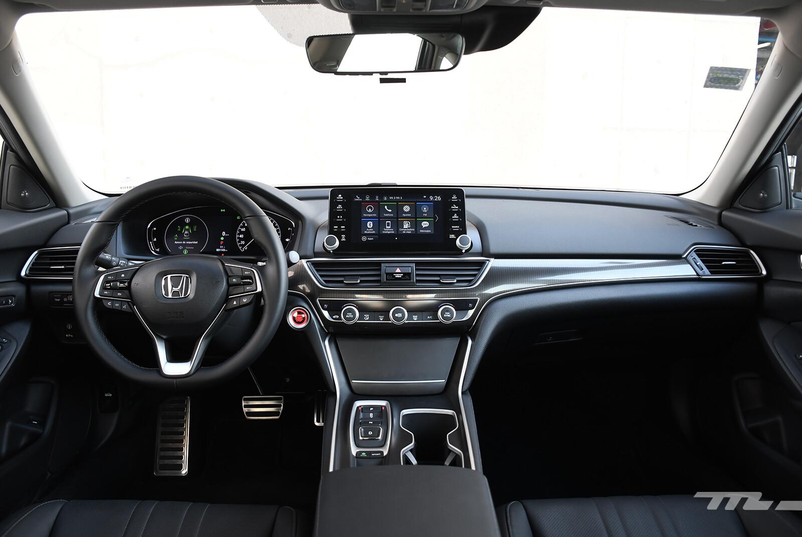 Foto de Honda Accord 2021 (prueba) (12/20)