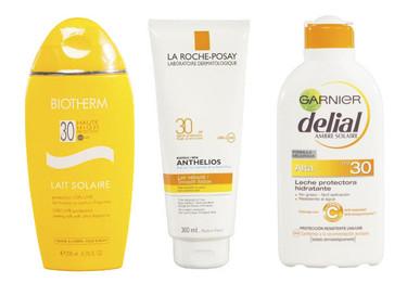 Tres de las marcas afectadas por el análisis de cremas de protección solar de la OCU desmienten los resultados