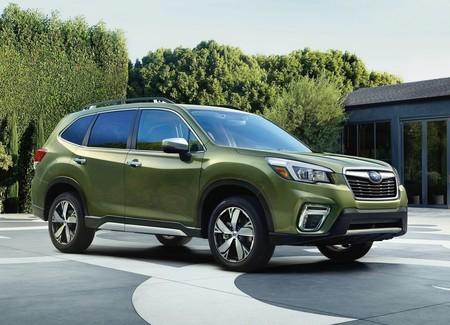 Subaru Forester 2019: Precios, versiones y equipamiento en México