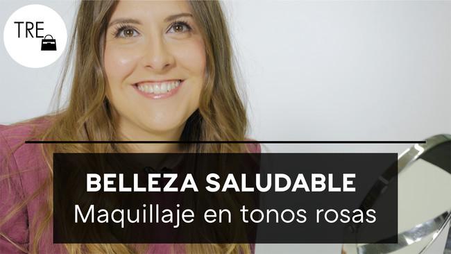 Tutorial Maquillaje Tonos Rosas1