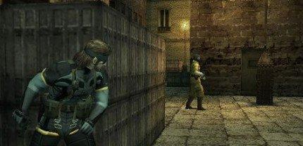 Metal Gear Solid Portable Ops, descarga el tráiler
