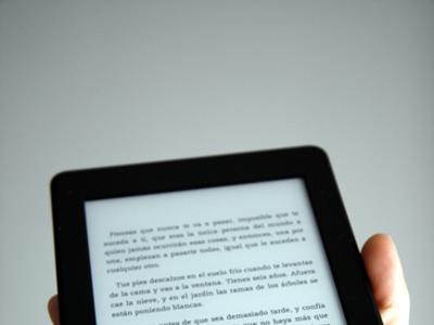 Kindle Paperwhite, análisis