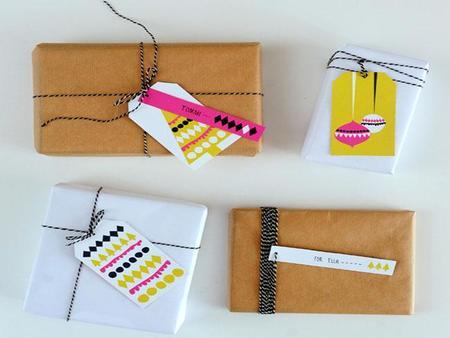 Tarjetas de Navidad para imprimir gratis: ponle estilo a tus regalos