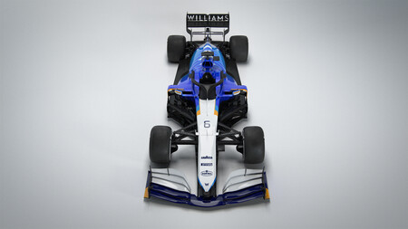 Williams F1 2021 4