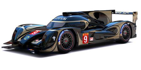 El Lotus T129 sigue en su carrera hacia las 24 horas de Le Mans
