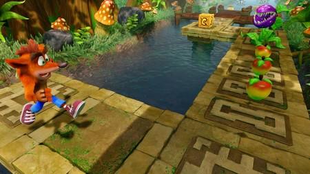 La remasterización de Crash Bandicoot 2 se muestra en un nuevo video