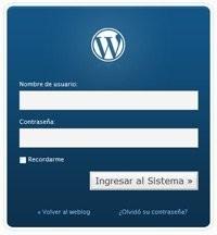 Wordpress 2.1. en español