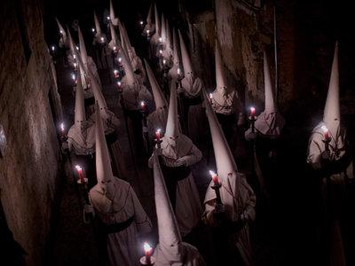 15 impresionantes imágenes de las celebraciones de la Semana Santa en el mundo