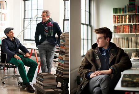 Gant Otoño Invierno 2012/2013 Lookbook
