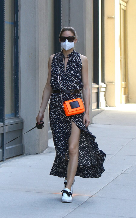 Olivia Palermo Emma Roberts Looks Street Style 03